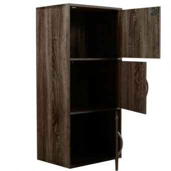 Tailee furniture st 300bdf 3 layer utility cabinet for Door 9 sonoma