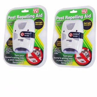 Talita Riddex Quad Digital Pest Repelling Aid (As Seen On TV) SETOF 2