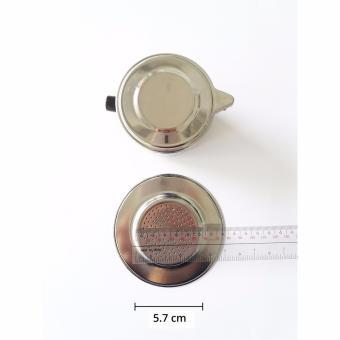 Tantiendat Stainless Steel Vietnamese Coffee Phin Drip #8 - 5