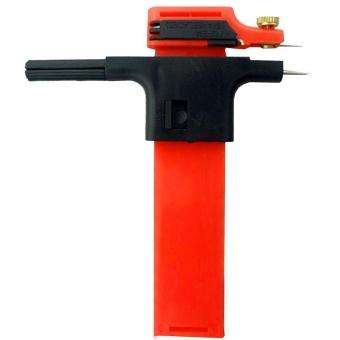 Teaching Tool Circle Cutter Compasses Circle Drawer Plastic - intl - 2