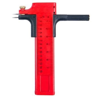 Teaching Tool Circle Cutter Compasses Circle Drawer Plastic - intl - 3