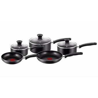 Tefal Essential 5 pieces Cookware Set