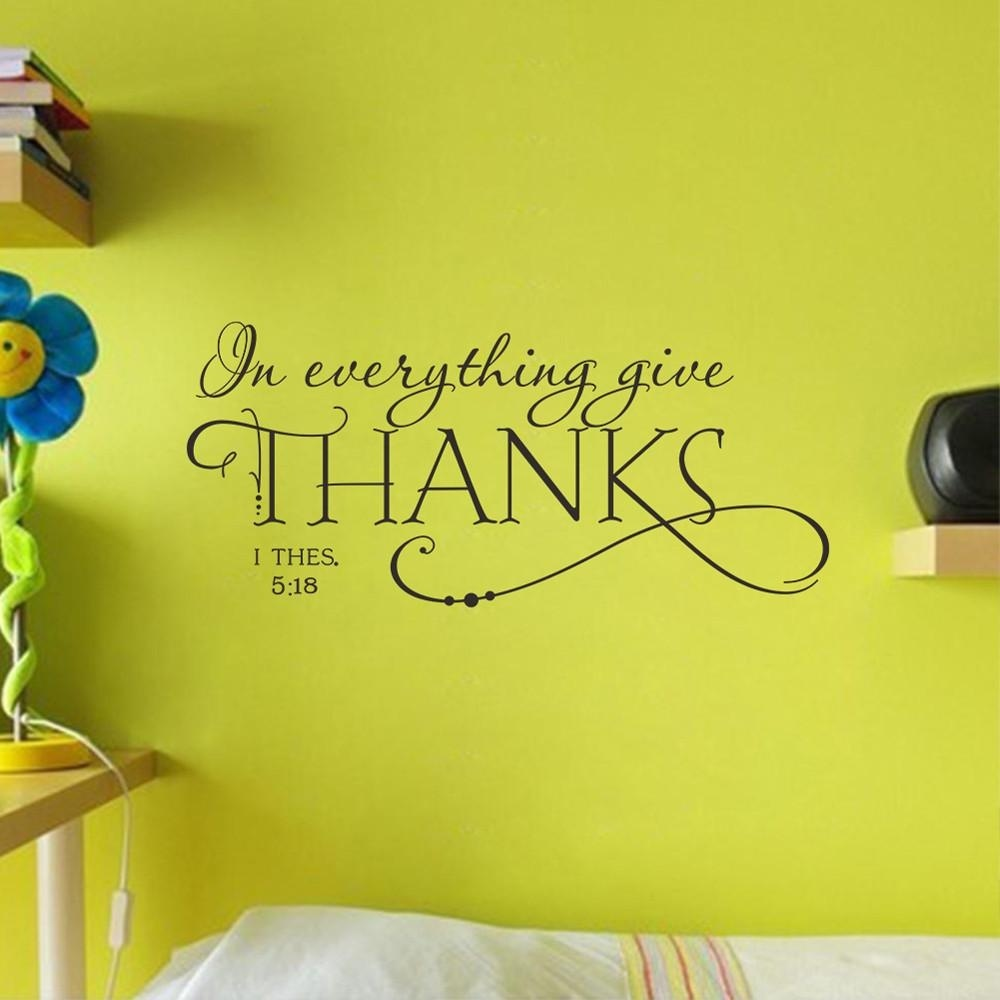 Philippines   Thanks Home Decor Wall Stickers DIY Removable Art ...