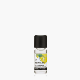The Body Shop Green Tea & Lemon Home Fragrance Oil 10 mL