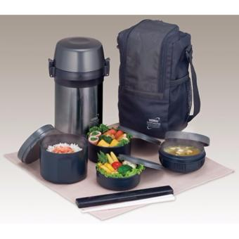 Thermos JLS1601F 1.6ml Lunch Set (Silver) Price Philippines