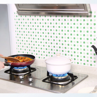 Tile kitchen oil resistant adhesive paper