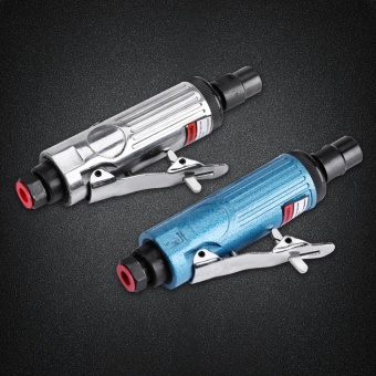 TMISHION 1/4'' Air Pneumatic Angle Die Grinder Polisher Cleaning Tool (Sliver) - intl - 5