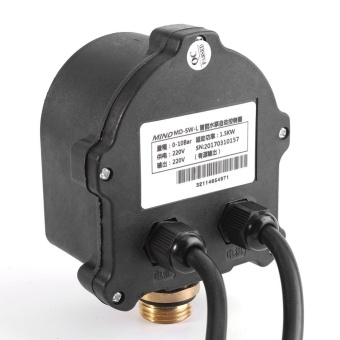 TMISHION 220V Household Automatic Digital Water Pump PressureController Intelligent ON/OFF Switch - intl - 5