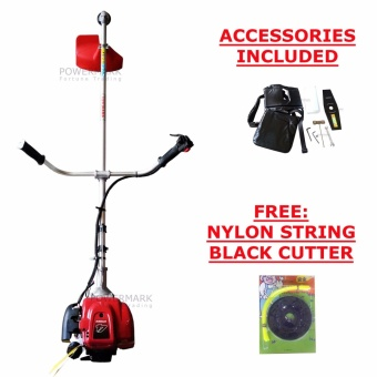 Toyohama KGX35 Brush Cutter with Complete Accessories and FREE Nylon String