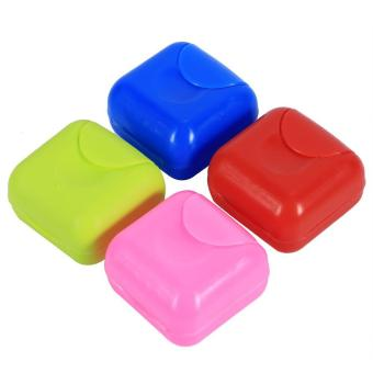 Travel Portable Soap Case Holder Container Box - intl