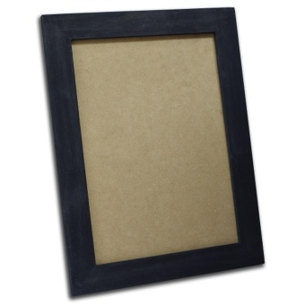 Tronix Wood A4 Picture Frame - Acrylic Black