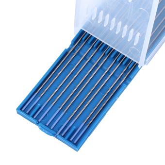 Tungsten Welding Electrodes Lanthanated Electrode Blue Tip for TIG (1.0*150mm) - intl - 2