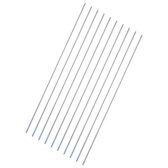 Tungsten Welding Electrodes Lanthanated Electrode Blue Tip for TIG (1.0*150mm) - intl - 3