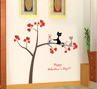 ufengke UF-WL0436 Wall Sticker Multicolor - picture 2