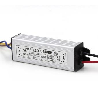 UINN Aluminum 30W LED Driver Adapter AC 110-265V TO DC 20-39V DC Switch TY-0087 - intl
