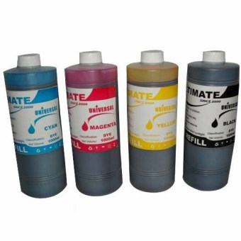 Ultimate Dye Ink 1000ml (Multicolor) - picture 2