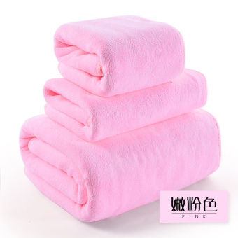 Ultra-fine fiber extra-large towel bath towel