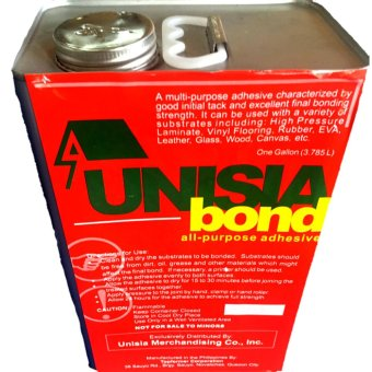 Unica Vinyl tile Adhesive 1g Price Philippines