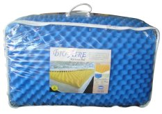 uratex 54x2x75 bioaire mattress pads blue