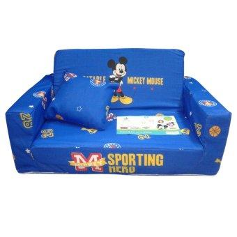 Uratex Kiddie Sit And Sleep Unbeatable Mickey Mouse (Blue)