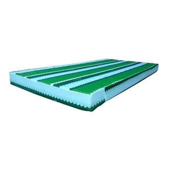 Uratex Mattress with Thin Cotton Cover 4x36x75 (Green) - picture 2