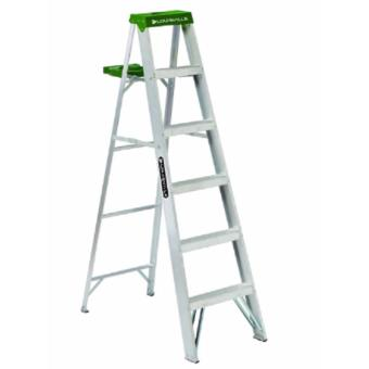 US Louisville Aluminum Step Ladder 8ft
