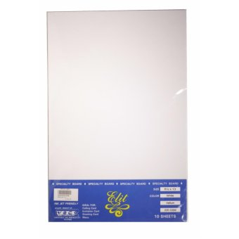VECO Specialty Board Paper Vellum 220gsm White Long 1Ream