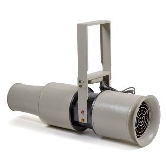 Vector TIV-250D Parking Blower Cooling Fan (Grey)