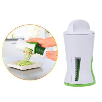 Vegetable Spiralizer Spiral Slicer Cutter Kitchen Gadget CookingTools - intl