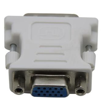VGA Female 15 Pin to DVI-D 24+5 Pin Male F-M Digital Video AdapterConverter - 3