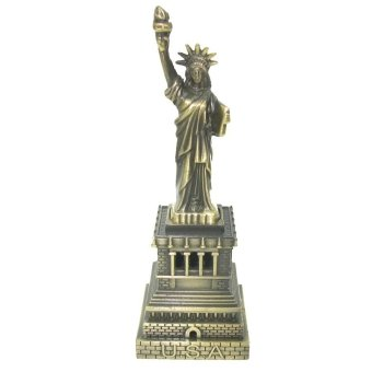 Vintage Model Statue of Liberty New York Souvenir Collectible 615.5cm Price Philippines