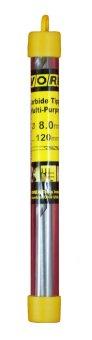 Vorex Carbide Tipped Multi-Purpose Drill Bit- 8 x 120mm