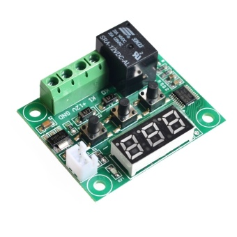 W1209 Mini thermostat Temperature controller Incubation thermostat temperature control switch - intl - 3