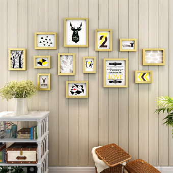 Wall combination Photo photo wall frame