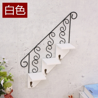 Wall potted doll adhesive hook flower