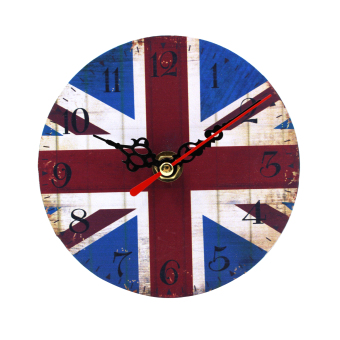 Wallmark London Table Clock