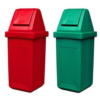 Waste Master King (Red) and Waste Master Large (Green) Bundle