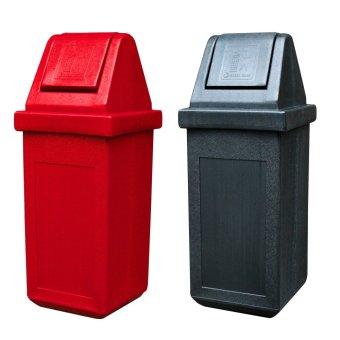 Waste Master Large (Red/Black)