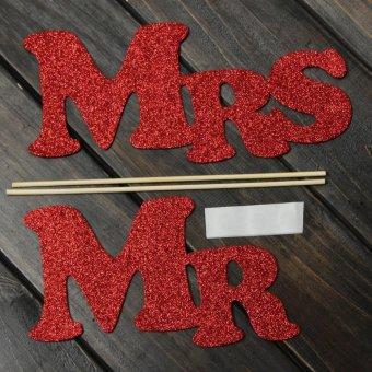 WEDDING GIFT MR & MRS LETTERS MR & MRS SIGN MR AND MRS LETTERS - intl - 3