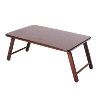 weext WOODEN LAPTOP TABLE WALNUT