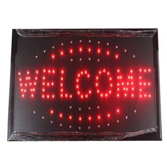 Welcome LED Signage - 2