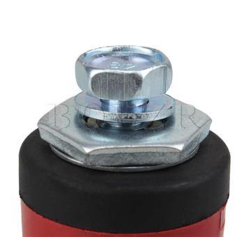Welding Machine Plug with Panel Socket (Red) - 4