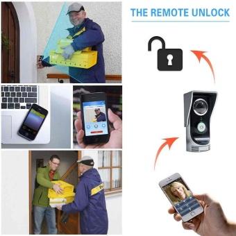 WF-Doorbell-I Smart WiFi Wireless Doorbell Video Door Phone HomeSecurity For IOS Android - intl - 5