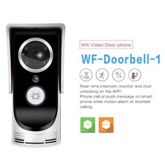 WF-Doorbell-I Smart WiFi Wireless Doorbell Video Door Phone HomeSecurity For IOS Android - intl - 4
