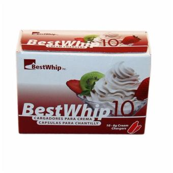 Whip Cream Charger 8g Box of 10's