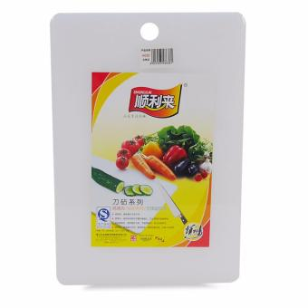 White Chopping Board Thick 454852