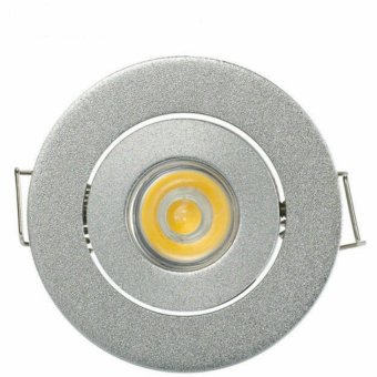 White/Warm MINI Round 3W High Power LED Recessed Ceiling Down LightLamps LED Downlights for Living Room Cabinet Bedroom