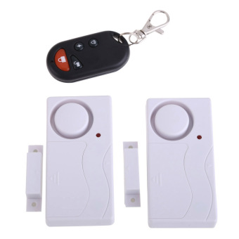 Wireless Remote Control Home House Door Window Security BurglarAlarms