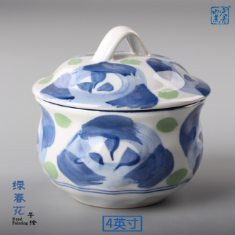 With lid stew soup ceramic pot steamed egg bowl steaming bowl Price Philippines