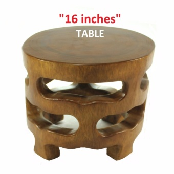 WOODEN DRIFT TABLE - 16 INCHES Price Philippines